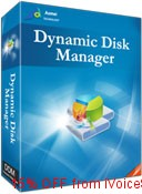 Coupon code for AOMEI Dynamic Disk Manager Server
