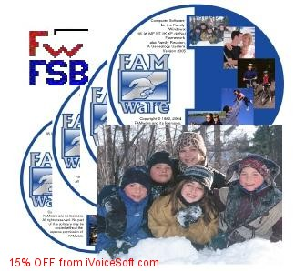Coupon code for FAMware (Family Software Bundle=FSB)