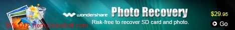 Coupon code for Wondershare Photo Recovery for Windows