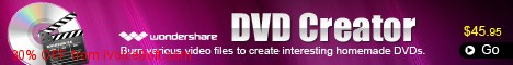 Coupon code for Wondershare DVD Creator for Windows