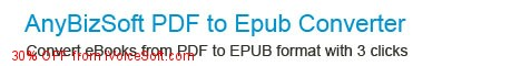 Coupon code for Wondershare PDF to EPUB Converter for Windows