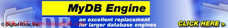Coupon code for MyDB Engine