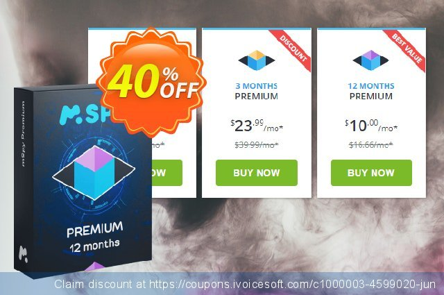 mSpy for Phone Premium - 1 year discount 5% OFF, 2020 Thanksgiving Day offering discount