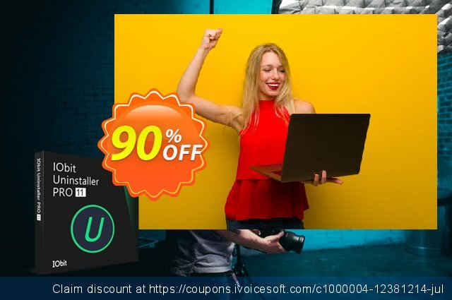 IObit Uninstaller 9 PRO with Gifts discount 30% OFF, 2019 College Student deals offering sales