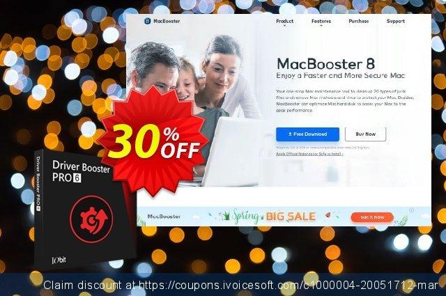 Driver Booster 6 PRO (1 Month / 3 PCs) 壮丽的 产品销售 软件截图