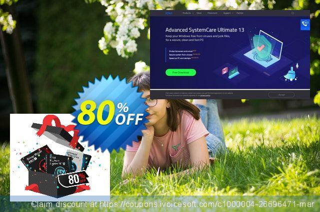2019 IObit Black Friday Best Value Pack (3 PCs)  위대하   촉진  스크린 샷