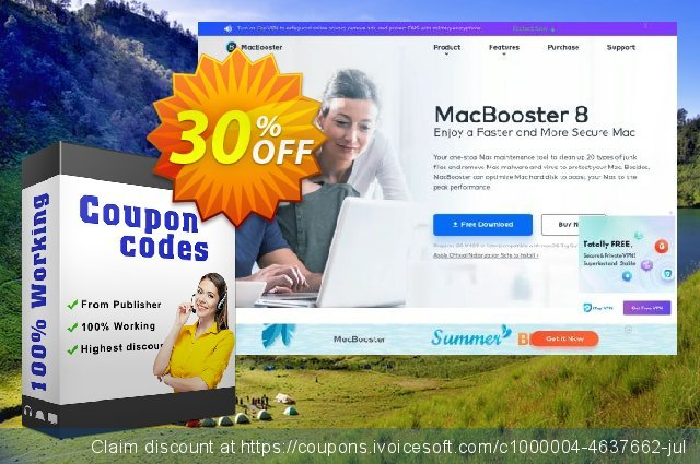 iFreeUp Pro (1 year / 5 PCs) discount 30% OFF, 2020 College Student deals offering sales