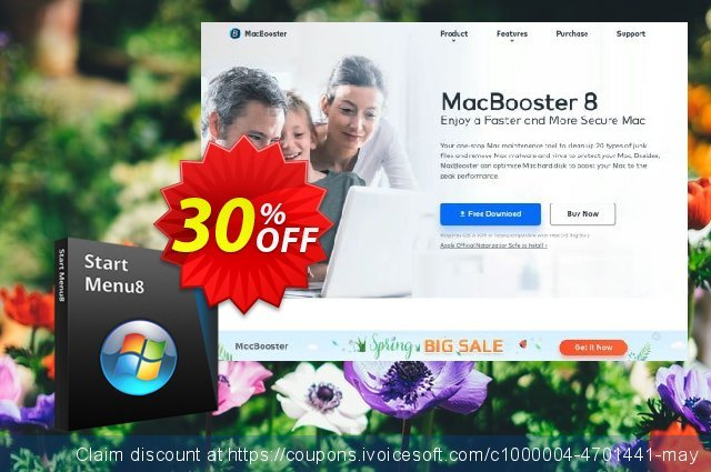 Start Menu 8 PRO (1 year / 1 PC) -Exclusive wundervoll Promotionsangebot Bildschirmfoto