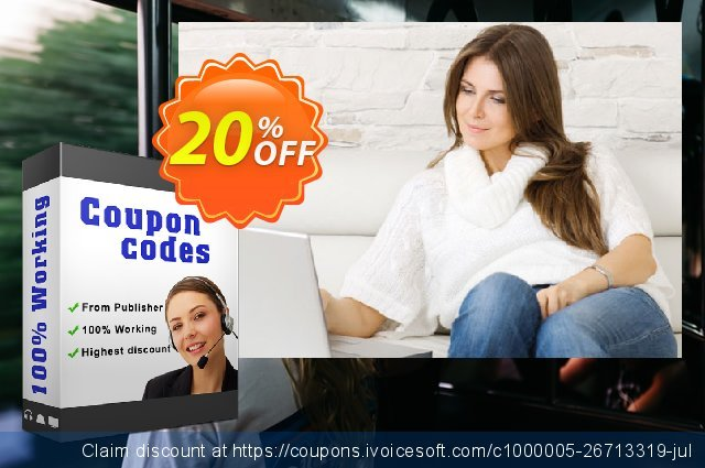 Movavi Super Video Bundle for Mac (1 Year) discount 20% OFF, 2020 College Student deals offering sales