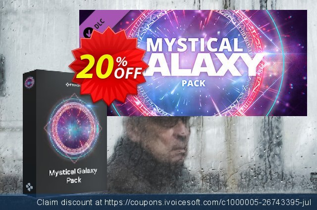 Movavi effect Mystical Galaxy Pack 特殊 产品销售 软件截图
