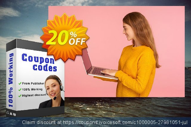 Movavi Video Editor Plus + Lifestyle Blogger Pack (for Mac) discount 20% OFF, 2020 Back to School Promos offering sales