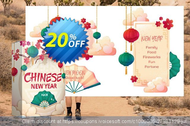 Movavi effect: Chinese New Year Pack discount 20% OFF, 2020 Back to School Promos promotions