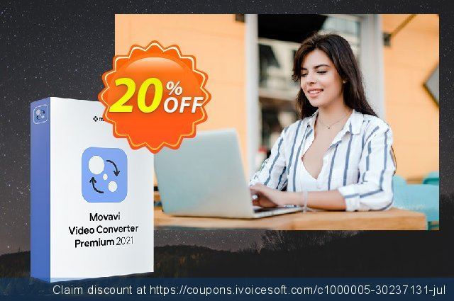 Movavi Bundle: Video Converter Premium + Screen Recorder for MAC  놀라운   할인  스크린 샷