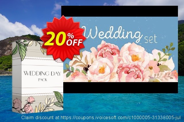 Movavi effect: Wedding Day Pack discount 20% OFF, 2020 Thanksgiving offering sales