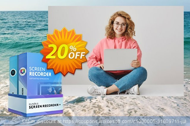 Business Bundle: Screen Recorder + Video Editor Plus discount 20% OFF, 2020 Xmas offering sales