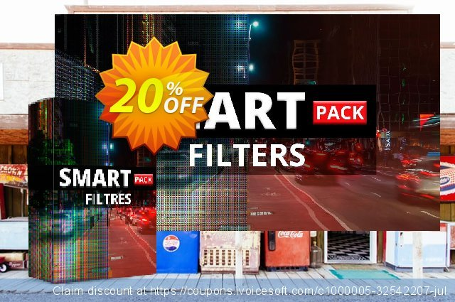 Movavi effect: Smart Filters Pack  대단하   제공  스크린 샷