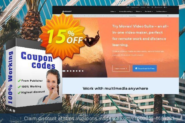 Movavi Photo DeNoise for Mac - Business discount 15% OFF, 2021 New Year promotions