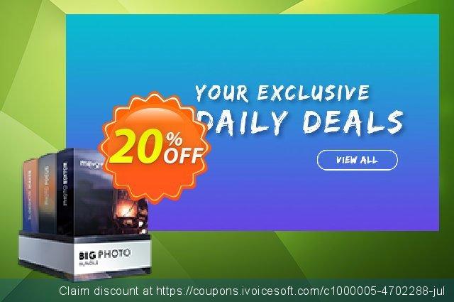 Movavi Big Photo Bundle for Mac (Business) 令人震惊的 销售折让 软件截图