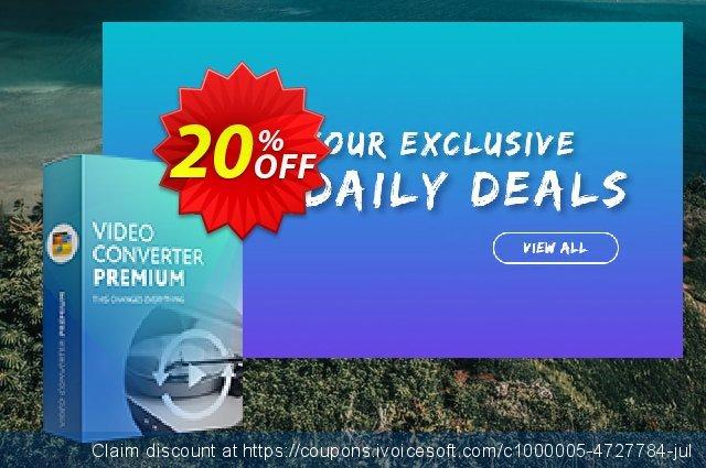 Movavi Video Converter Premium Business – Annual Subscription  서늘해요   촉진  스크린 샷
