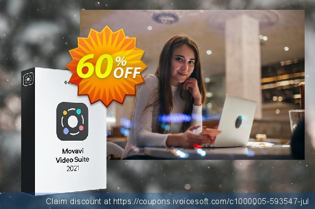 Movavi Video Suite for MAC discount 63% OFF, 2020 College Student deals discounts