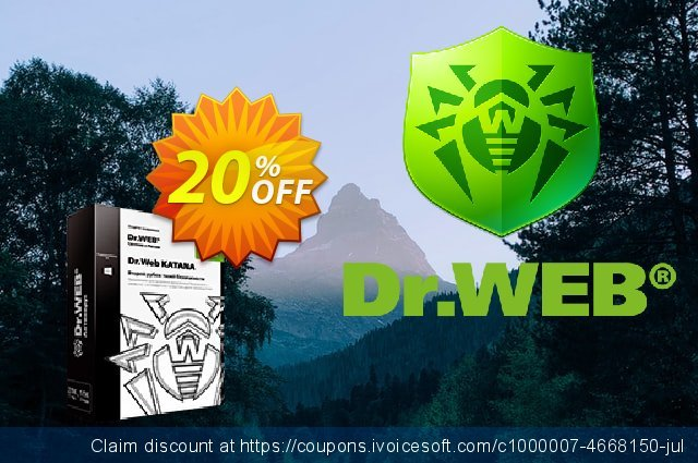 Dr.Web KATANA discount 20% OFF, 2021 World Teachers' Day offering sales. Home Products (Dr.Web Katana) imposing promotions code 2021