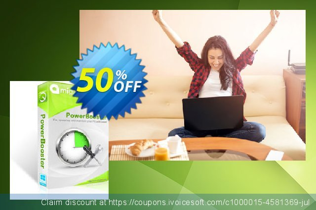 Amigabit PowerBooster (5 PCs) discount 50% OFF, 2021 New Year discount