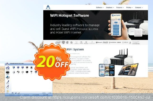 Additional 5 Clients discount 20% OFF, 2021 New Year's Day offering sales