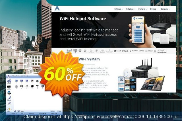 Antamedia Internet Cafe Software - Smart Card License discount 60% OFF, 2021 New Year's Weekend offering sales