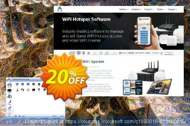 Antamedia Internet Cafe Software - Premium Edition discount 20% OFF, 2021 Spring sales
