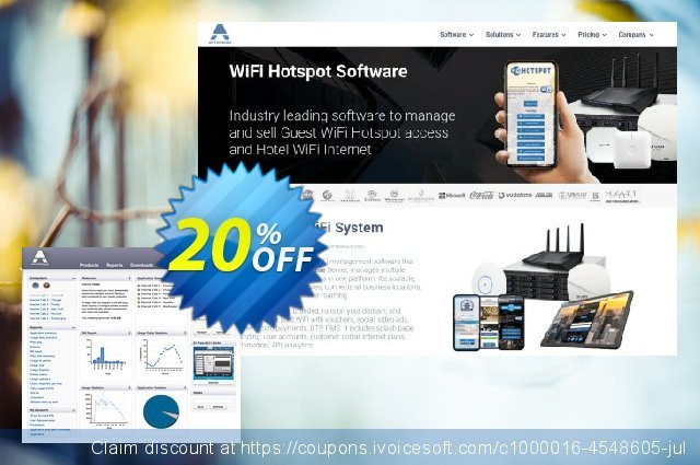 Antamedia Online Reports discount 20% OFF, 2021 Spring offering sales