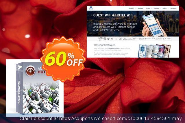 Antamedia Hotspot Click – Image and Video Ads, Coupons, Surveys可怕的促销销售 软件截图