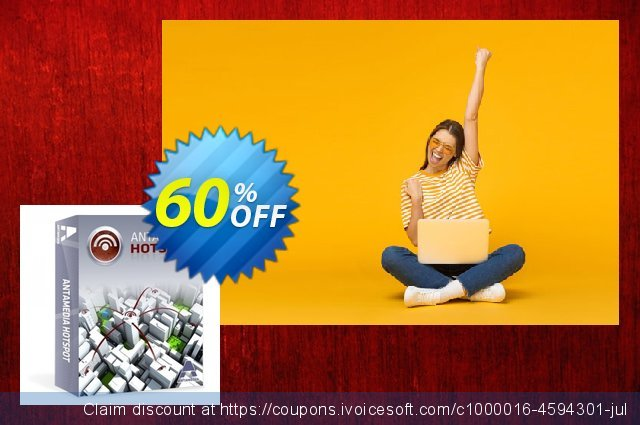 Antamedia Hotspot Click – Image and Video Ads, Coupons, Surveys discount 60% OFF, 2021 Spring offering sales