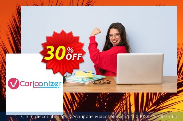 VCartoonizer discount 30% OFF, 2020 July 4th offering sales