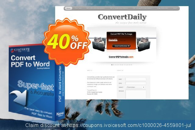 Convert PDF to Word Desktop Software discount 40% OFF, 2019 Thanksgiving offering discount