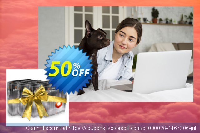CoolMedia Unlimited access subscription discount 40% OFF, 2020 Working Day offering sales