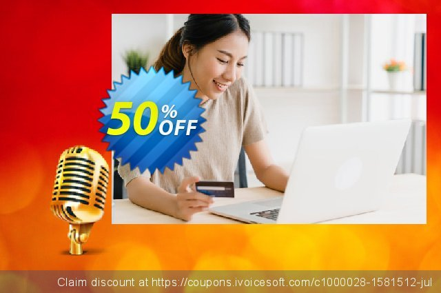 Audio Recorder for Free Premium Supporter Registration discount 40% OFF, 2020 4th of July offering sales