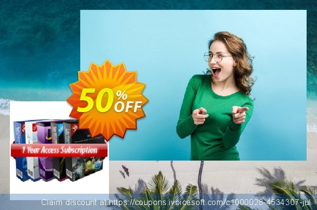 CyberPower 1 year access subscription discount 50% OFF, 2020 Halloween promotions