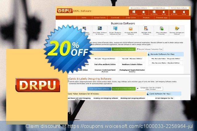DRPU PC Data Manager Advanced KeyLogger discount 20% OFF, 2019 Xmas offer