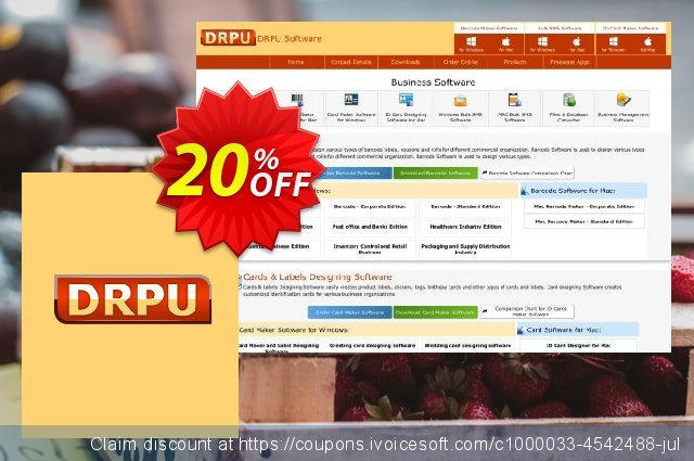 DRPU MAC Log Manager discount 20% OFF, 2021 April Fools' Day discount