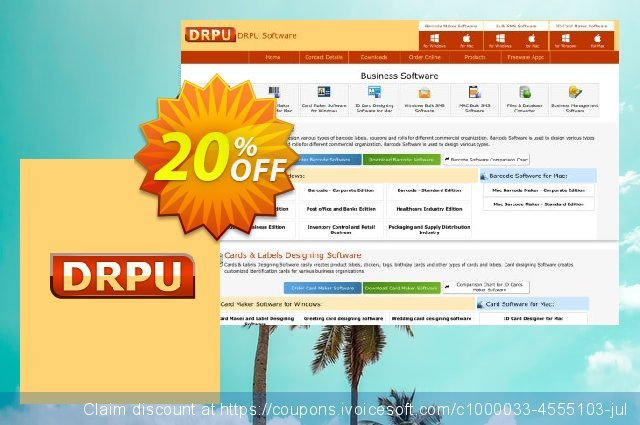 DRPU Web Chat discount 20% OFF, 2021 Spring offer