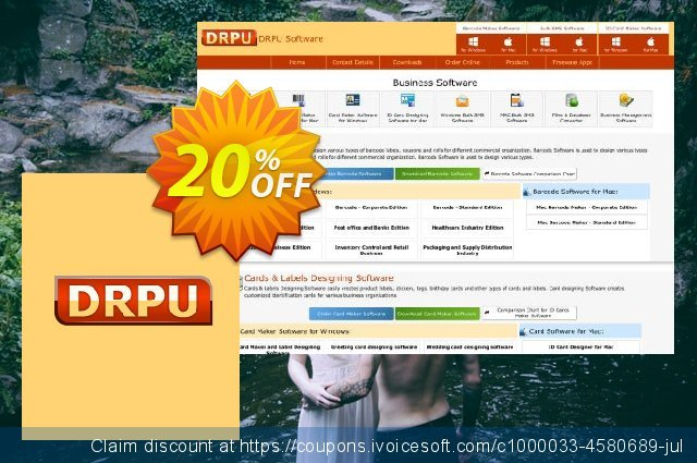 DRPU Bulk SMS Software Professional - 100 User License 激动的 折扣码 软件截图