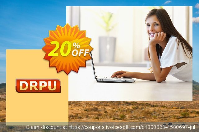 DRPU Bulk SMS Software Professional - 200 User Reseller License discount 20% OFF, 2019 Back to School promo promo