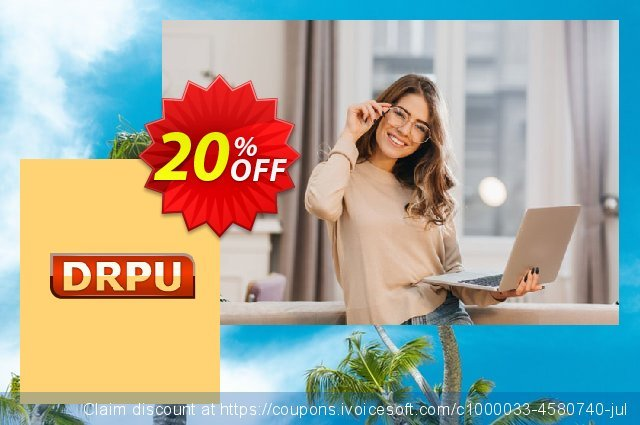 DRPU Bulk SMS Software (Multi-Device Edition) - 50 User License discount 20% OFF, 2021 April Fools' Day promo