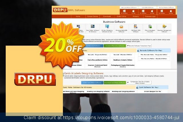DRPU Bulk SMS Software (Multi-Device Edition) - unrestricted version 棒极了 折扣 软件截图