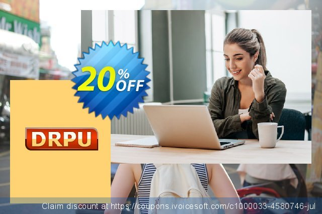 DRPU Bulk SMS Software (Multi-Device Edition) - 50 User Reseller License discount 20% OFF, 2019 Back to School season sales