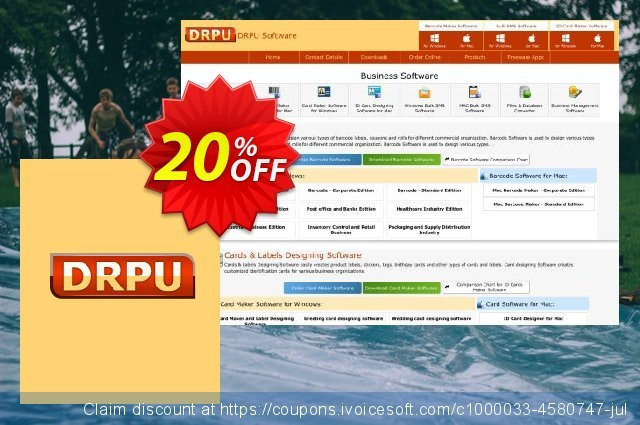 DRPU Bulk SMS Software (Multi-Device Edition) - 100 User Reseller License discount 20% OFF, 2020 Father's Day offering sales