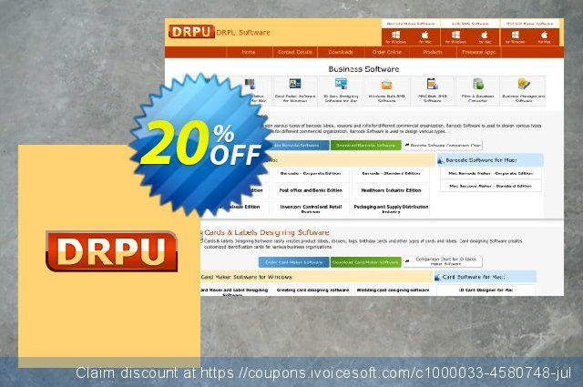 DRPU Bulk SMS Software (Multi-Device Edition) - 200 User Reseller License 惊人的 折扣 软件截图