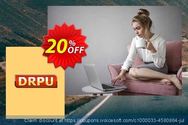 DRPU Bulk SMS Software for Android Mobile Phone - 100 User License discount 20% OFF, 2021 April Fools' Day promotions