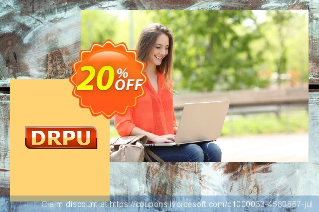 DRPU Bulk SMS Software for Android Mobile Phone - unrestricted version discount 20% OFF, 2019 Back-to-School promotions promo sales