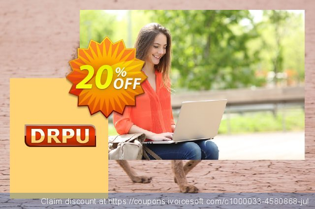 DRPU Bulk SMS Software for Android Mobile Phone - 25 User Reseller License discount 20% OFF, 2019 Back to School deals promo